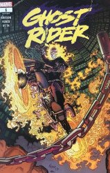 Marvel Comics's Ghost Rider Issue # 1walmart