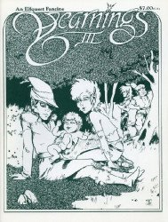 Warp Graphics's Yearnings: ElfQuest Companion Issue # 3