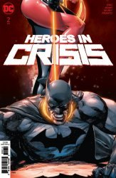 DC Comics's Heroes in Crisis Issue # 2 - 2nd print