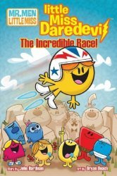 Viz Media's Little Miss Daredevil: The Incredible Race Soft Cover # 1