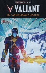 Valiant Entertainment's Valiant: 25th Anniversary Special Special # 1c