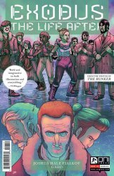 Oni Press's Exodus: The Life After Issue # 7