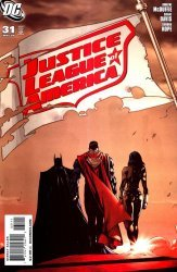 DC Comics's Justice League of America Issue # 31