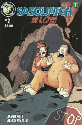 Action Lab Entertainment's Sasquatch In Love Issue # 2