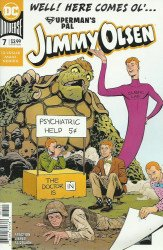DC Comics's Superman's Pal Jimmy Olsen Issue # 7