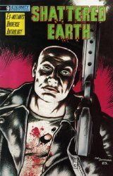 Eternity's Shattered Earth Issue # 9