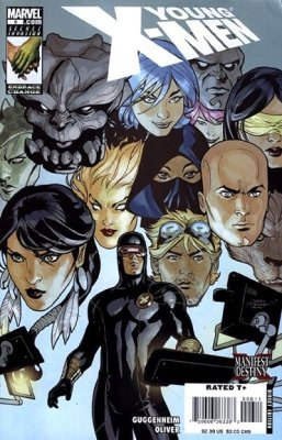 Marvel Comicss Young X Men Issue 6