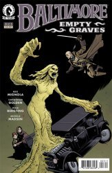 Dark Horse's Baltimore: Empty Graves Issue # 3