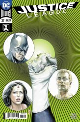 DC Comics's Justice League Issue # 37b
