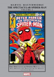 Marvel Comics's Marvel Masterworks: Spectacular Spider-Man Hard Cover # 2