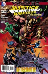DC Comics's Justice League of America Issue # 14
