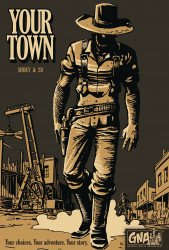 Van Ryder Games, LLC's Your Town Hard Cover # 1