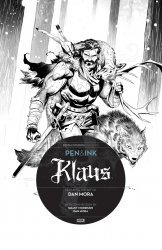 BOOM! Studios's Klaus Pen & Ink Issue # 1