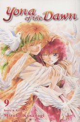 Viz Media's Yona Of The Dawn Soft Cover # 9