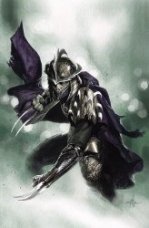 IDW Publishing's Teenage Mutant Ninja Turtles: Shredder in Hell Issue # 1scorpion-d