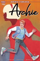 Archie Comics Group's Archie Issue # 703