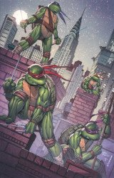 IDW Publishing's Teenage Mutant Ninja Turtles: 30th Anniversary Special Issue # 1nycc-a