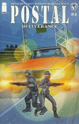 Top Cow's Postal: Deliverance Issue # 4