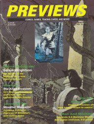 Diamond Comics Distribution's Previews Issue # 54