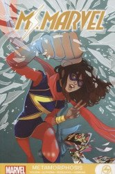 Marvel Comics's Ms Marvel: Metamorphosis Soft Cover # 1