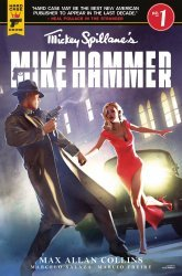 Titan Comics's Hard Case Crime: Mickey Spillane's Mike Hammer Issue # 1b