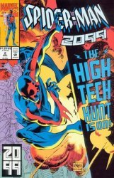 Marvel Comics's Spider-Man 2099 Issue # 2