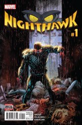 Marvel's Nighthawk Issue # 1