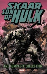 Marvel Comics's Skaar: Son Of Hulk - Complete Collection TPB # 1