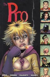 Image Comics's The Pro Issue # 1-4th print