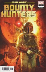 Marvel Comics's Star Wars: Bounty Hunters Issue # 2b