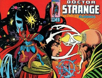 Marvel Comics's Doctor Strange Classics Issue # 3
