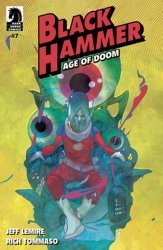 Dark Horse Comics's Black Hammer: Age of Doom Issue # 7b