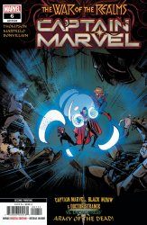 Marvel Comics's Captain Marvel Issue # 6 - 2nd print