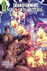 IDW Publishing's Transformers / Ghostbusters Issue # 2ri