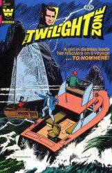 Whitman's The Twilight Zone Issue # 92