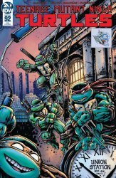 IDW Publishing's Teenage Mutant Ninja Turtles Issue # 92pcc