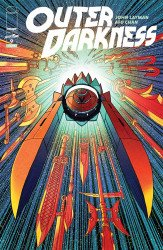 Image Comics's Outer Darkness Issue # 9