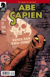 Dark Horse's Abe Sapien Issue # 16