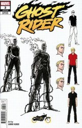 Marvel Comics's Ghost Rider Issue # 3b