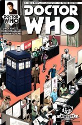 Titan Comics's Doctor Who: 10th Doctor Issue # 1k