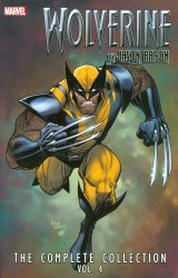 Marvel's Wolverine: By Jason Aaron Complete Collection TPB # 4