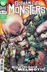 DC Comics's Gotham City Monsters Issue # 6