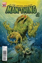 Marvel Comics's Man-Thing Issue # 2