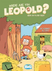 Humanoids Publishing's Where Are You Leopold? TPB # 2
