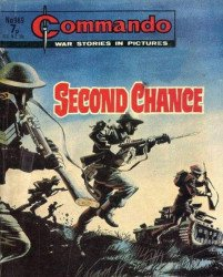 D.C. Thomson & Co.'s Commando: War Stories in Pictures Issue # 989