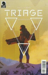 Dark Horse Comics's Triage Issue # 3b