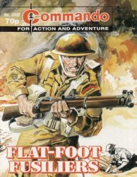 D.C. Thomson & Co.'s Commando: For Action and Adventure Issue # 3302