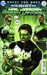 DC Comics's Hal Jordan and the Green Lantern Corps Issue # 17