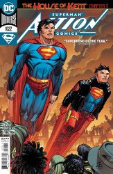 DC Comics's Action Comics Issue # 1022