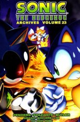 Archie's Sonic the Hedgehog: Archives TPB # 23